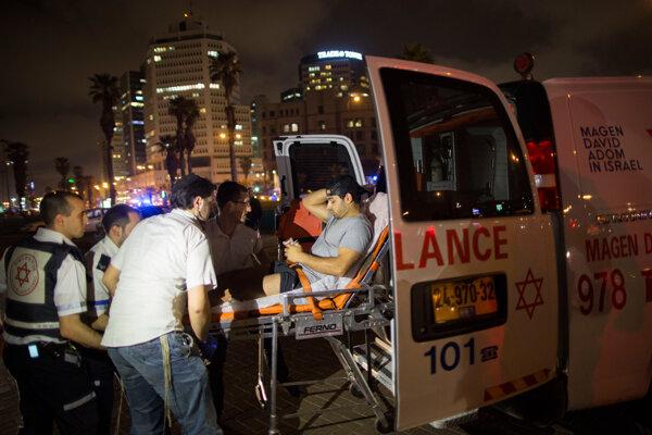 Útok si vyžiadal život amerického turistu.