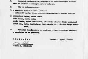 Záznamy, ktoré spájajú Borisa Kollára s podsvetím.