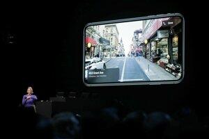 Viaceré aplikácie vrátane máp dostanú nové rozhrania, vylepšenia a funkcie.