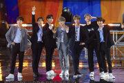 Názov skupiny BTS je skratka názvu Bangtan Boys.