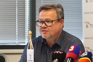 Prezident Slovenskej lyžiarskej asociácie Ivan Ivanič.