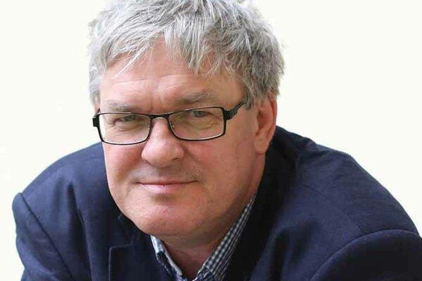 Maďarský spisovateľ Pál Závada.
