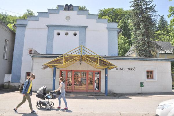 Budova kina je nevyužitá sedem rokov, pripravujú jej reknštrukciu.