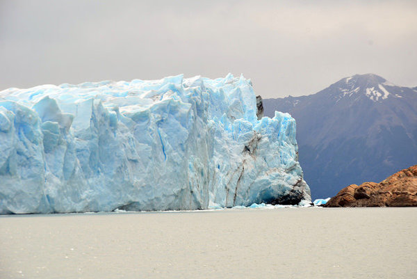 Ľadovec Perito Moreno.