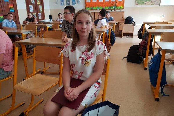 Michaela Poljovková sa stala víťazkou súťaže.