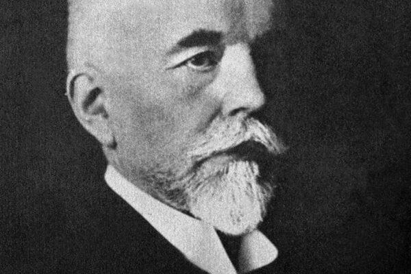Aurel Stodola - zakladateľ teórie parných a plynových turbín, vedec svetového významu. Narodil sa v roku 1859 v Liptovskom Mikuláši, zomrel v roku 1942 v Zürichu.