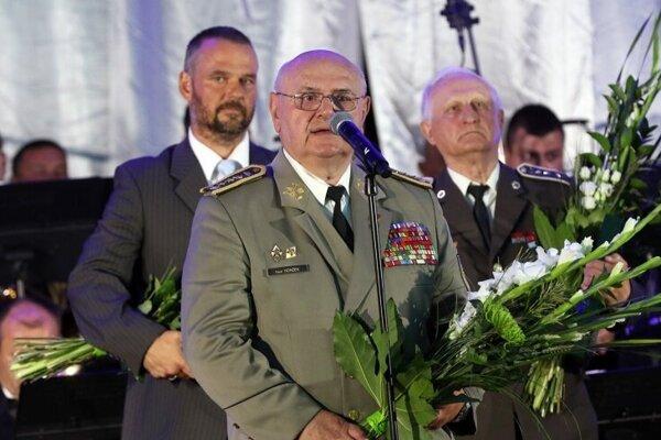 Ocenený Pavel Honzek.