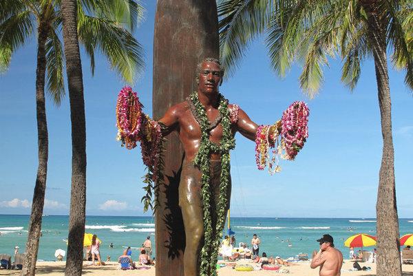 Typickým symbolom Havaja je Aloha. Pozdrav a súčasne havajská filozofia.