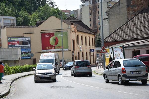 Braneckého ulica.