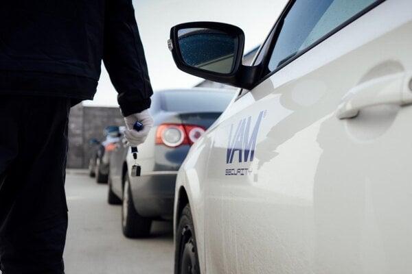 Podľa štatistík ešte nebolo na Slovensku ukradnuté auto s VAM systémom.