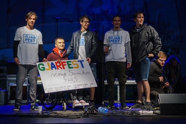 Študenti dokázali minulý rok vďaka festivalu vyzbierať tisíce eur pre svojho spolužiaka.