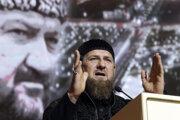 Čečenský líder Ramzan Kadyrov.