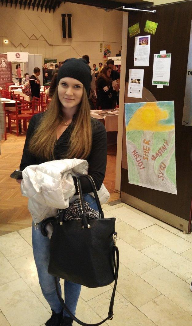 Stanislava túži po štúdiu v Dánsku