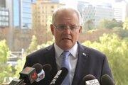 Austrálsky premiér Scott Morrison v pondelok potvrdil, že spomínaných osem detí je v starostlivosti austrálskych vládnych úradníkov.