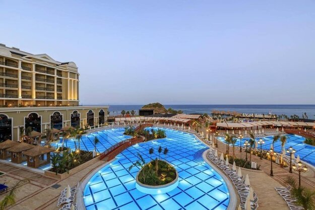 5* Sunis Efes Royal Palace