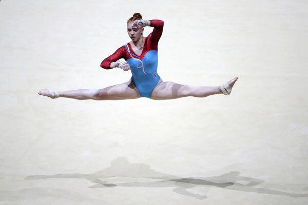 Chiara Bunce reprezentuje od roku 2017 Slovensko.