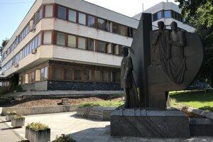 Pamätník národných buditeľov v Trenčíne