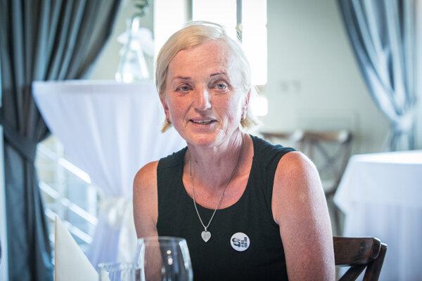Zlatica Kušnírová, matka zavraždenej Martiny, vo štvrtok pozvala na obed lídrov demokratickej opozície.