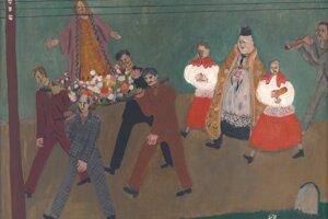 Za satirické maľby z dedinského prostredia ho neznášali nacionalisti aj konzervatívci.