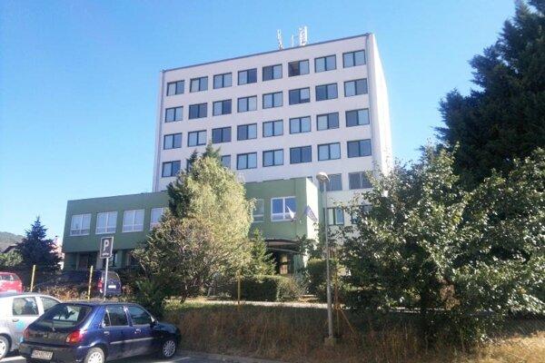 Sídlo Inšpektorátu práce v Nitre na Levickej ulici.