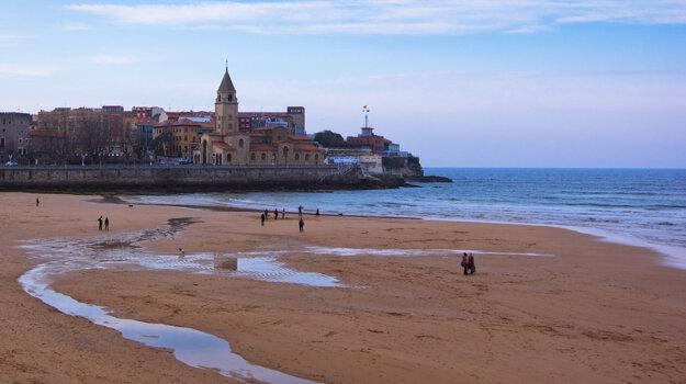 Španielsko, pobrežie.