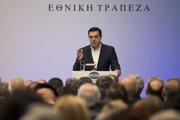 Grécky predseda vlády Alexis Tsipras
