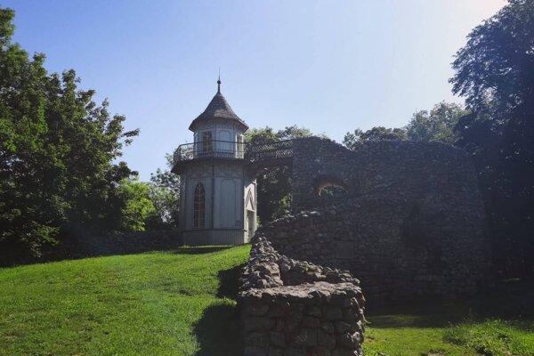 Grotta v Dubnici nad Váhom.