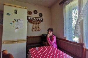 Život Kataríny a jej rodiny je ťažký. Žena má podlomené zdravie, vyžiť musí zo 190 eur.