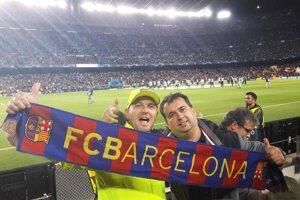 Na barcelonskom Nou Campe.