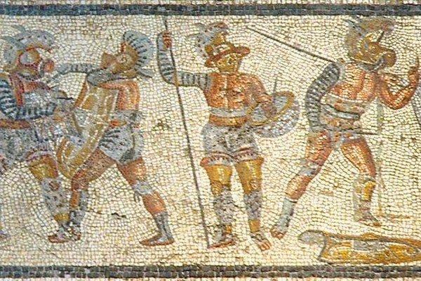 Gladiátori jedli najmä zeleninu. ⋌ILUSTRAČNÉ FOTO – SITA