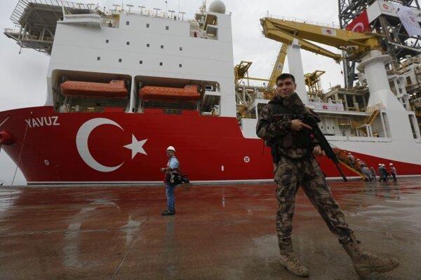 Patrola tureckej armády