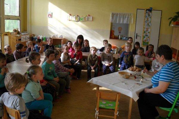 Materskú školu a elokované triedy v Žarnovici plánujú zrekonštruovať.