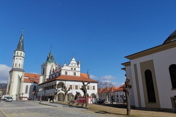 Levoča patrí k najnavštevovanejším turistickým miestam na Slovensku.