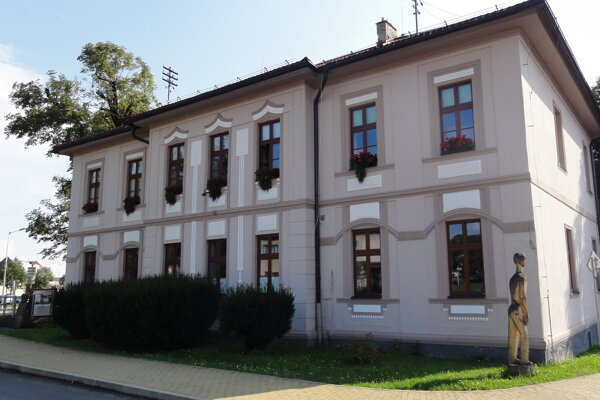 Podpolianske múzeum v Detve.