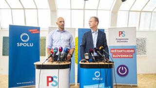 Truban bude lídrom kandidátky, Beblavý chce byť ministrom (video)