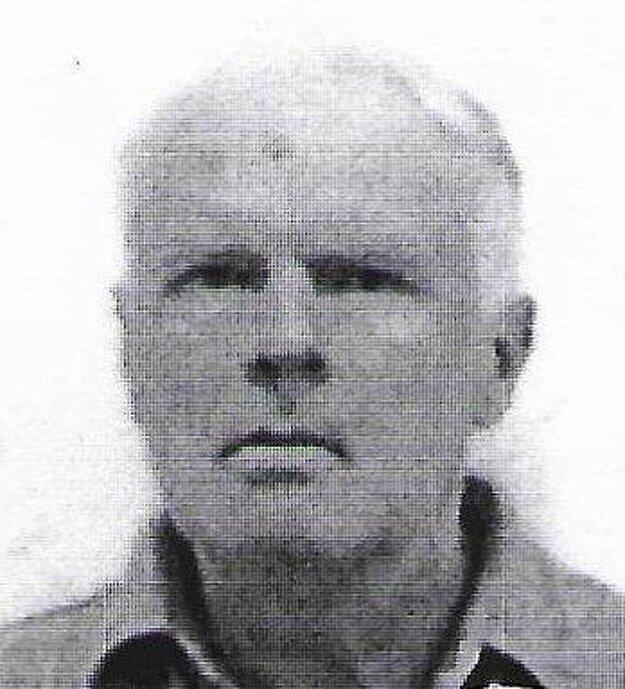 Hľadaný Ľubomír Kolesár.