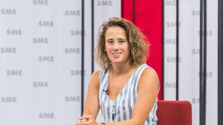Futbalistka Korenčiová: Muži sú trocha primadony a viac simulujú