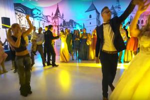 Na svadbu mu do Košíc prišla zaspievať Dara Rolins.