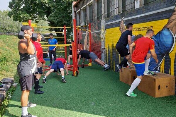 Hokejisti Dukly začali tretiu časť prípravy.
