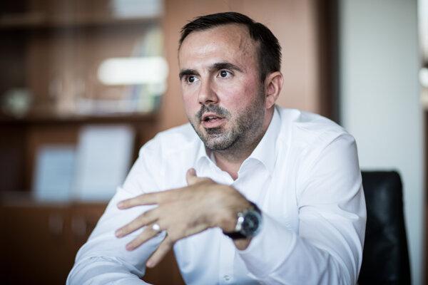 Riaditeľ Útvaru hodnoty za peniaze Štefan Kišš.