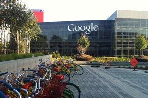 Centrála Google v kalifornskom Mountain View.