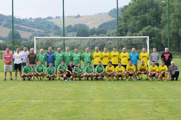 Výročie 60 rokov klubu si pripomenuli bývalí i súčasní hráči.