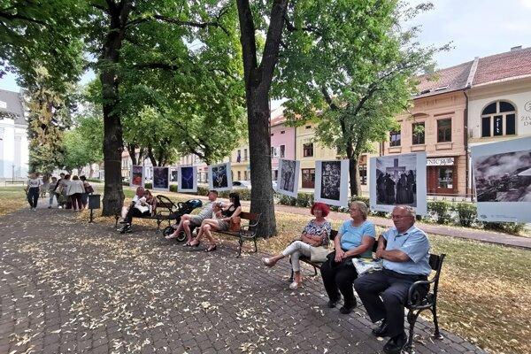 Umenie v parku vstúpilo do 4. ročníka.