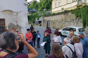 Podujatia sa zúčastnilo množstvo zvedavcov.
