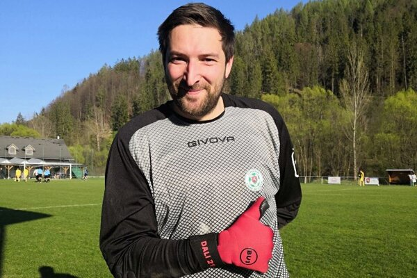 Brankár Dalibor Švík.