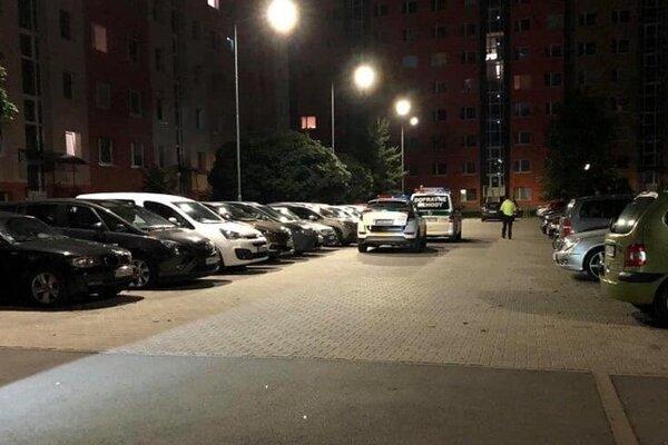 Šofér skončil v policajnej cele.