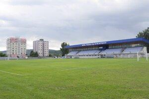 Stropkovský štadión.