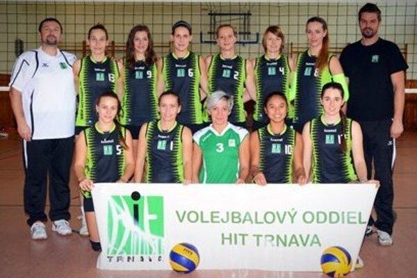 Volejbalistky Trnavy predviedli impozantnú sériu 32 víťazstiev v rade.