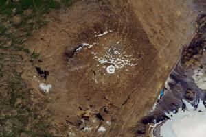 Z ľadovca Okjökull na západe Islandu už takmer nič neostalo.