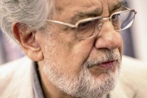 Placido Domingo.